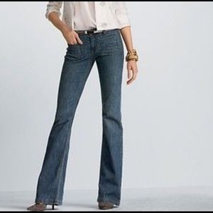 NEW! CaBi Farrah Jean Reg Vintage Flare Size 0